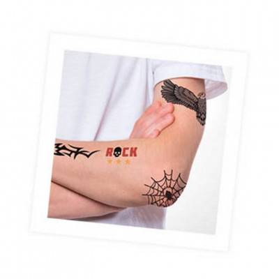 BUKI BeTeens Tetování pro kluky