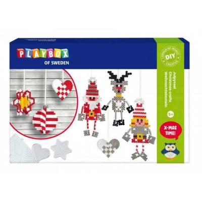 Playbox Zažehlovací korálky 4000ks - Ozdoby