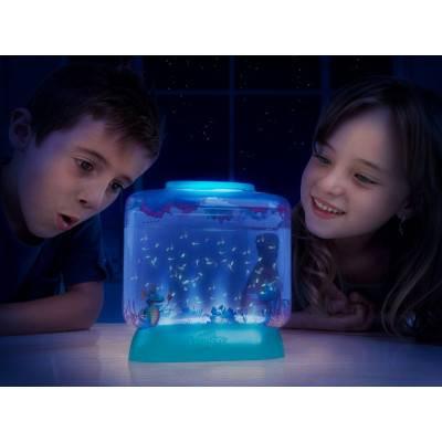 [poškozený obal] Aqua Dragons - Vodní dráčci - Akvárium s LED osvětlením