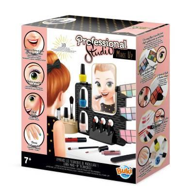BUKI Profesionální Make-Up studio V2