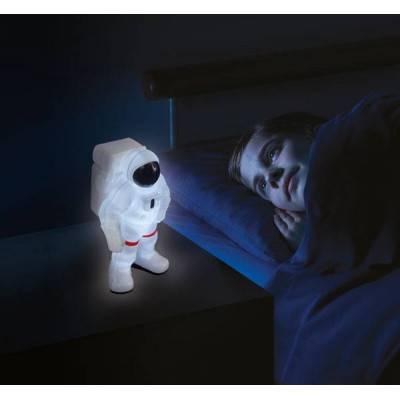 Svítící astronaut - noční světlo