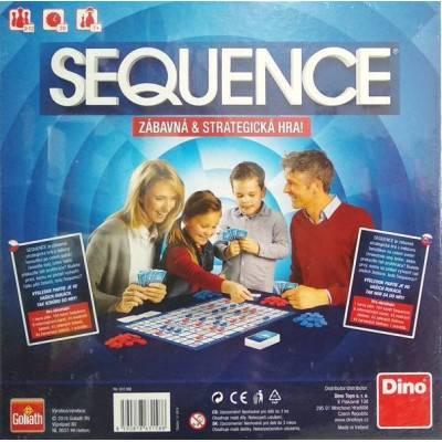 Dino SEQUENCE - zábavná a strategická hra