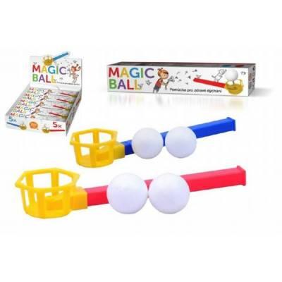 MAGIC BALL kouzelný míček foukací