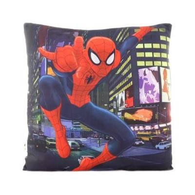 Polštářek s potiskem 33x33cm Spiderman
