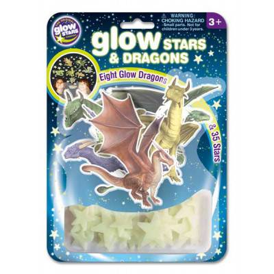 GlowStars Glow Hvězdy a draci