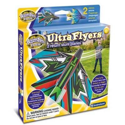 Akrobatická letadélka UltraFlyers 2ks