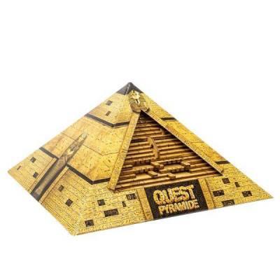 Dřevěný hlavolam Quest Pyramide