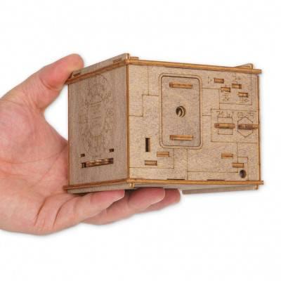 Dřevěný hlavolam SpaceBox