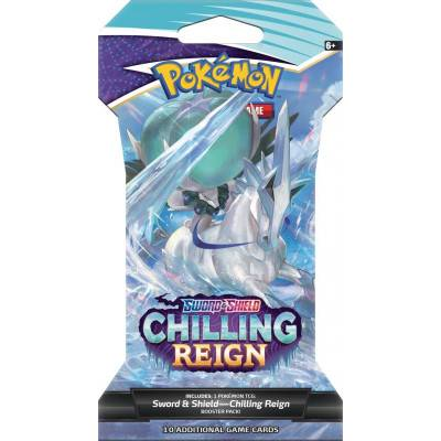 Pokémon TCG: Sword and Shield - Chilling Reign Blister Booster
