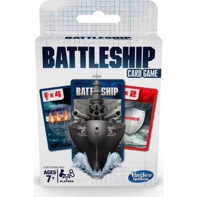 Hasbro Bitevní loď - karetní hra