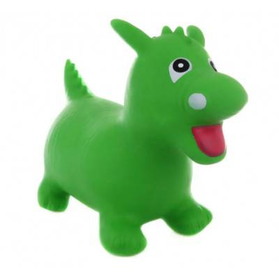 Hopsadlo Zelený drak