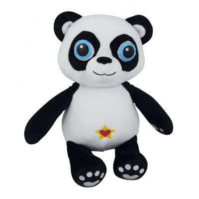 BUKI Plyšový svítící usínáček Panda