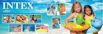 Nafukovací bazény a hračky INTEX